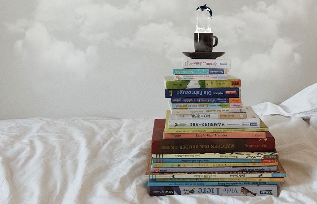 Bilderbücher, Kinderbücher, Daily Malina, Kinderbuch.eu