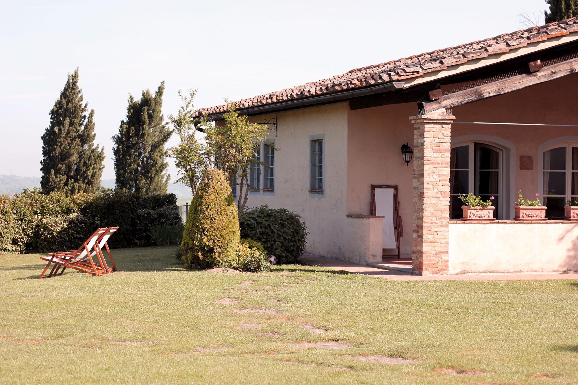 Borgo della Meliana, Toskana