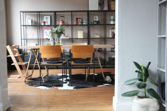 Daily Malina, Home, Wohnung