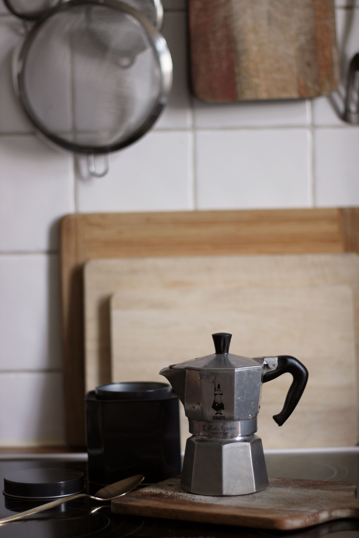 Küche Upgrade, Daily Malina, Wohnung