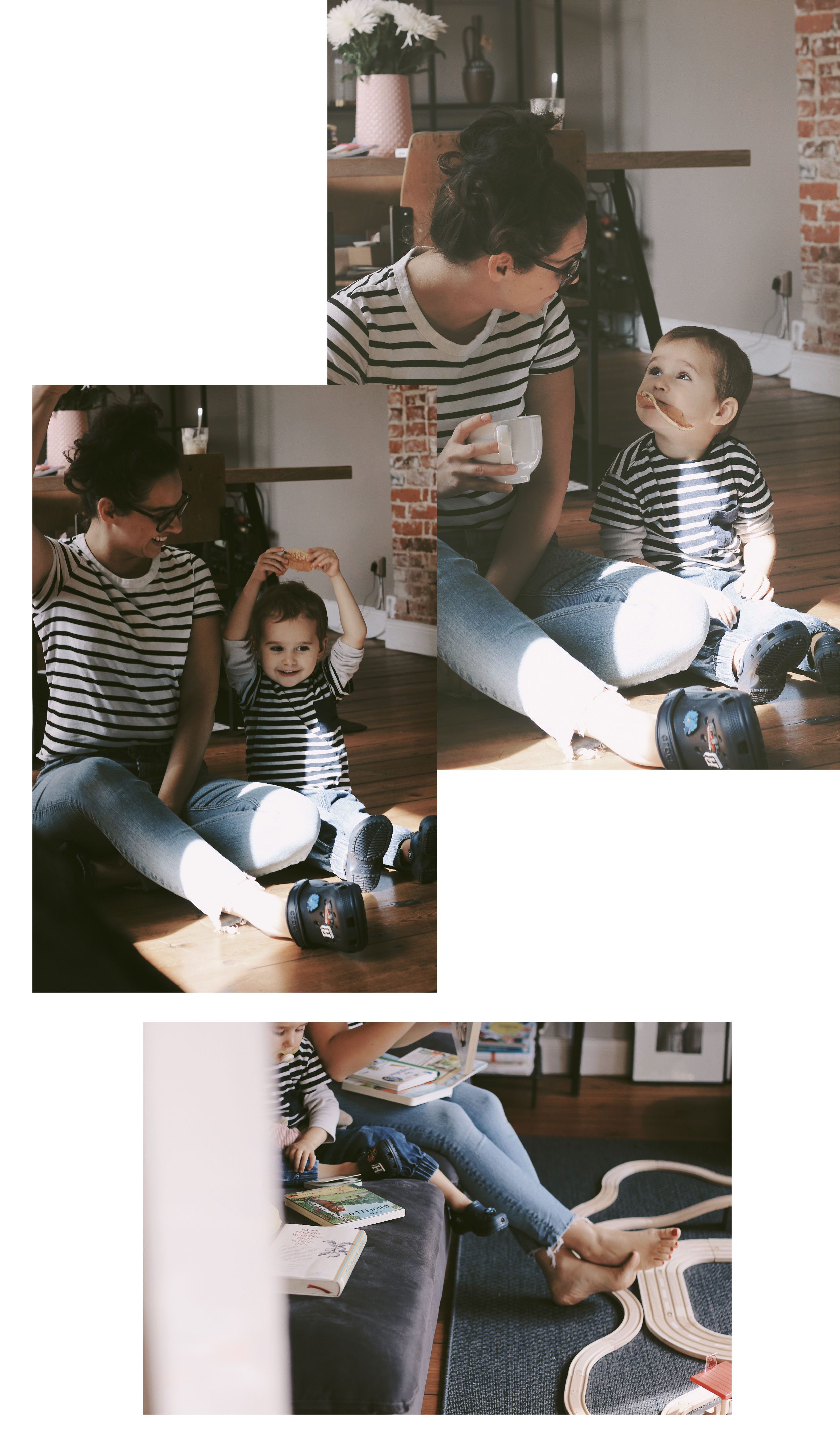 Alltagsroutinen mit Kind | Mamakolumne | Crocs