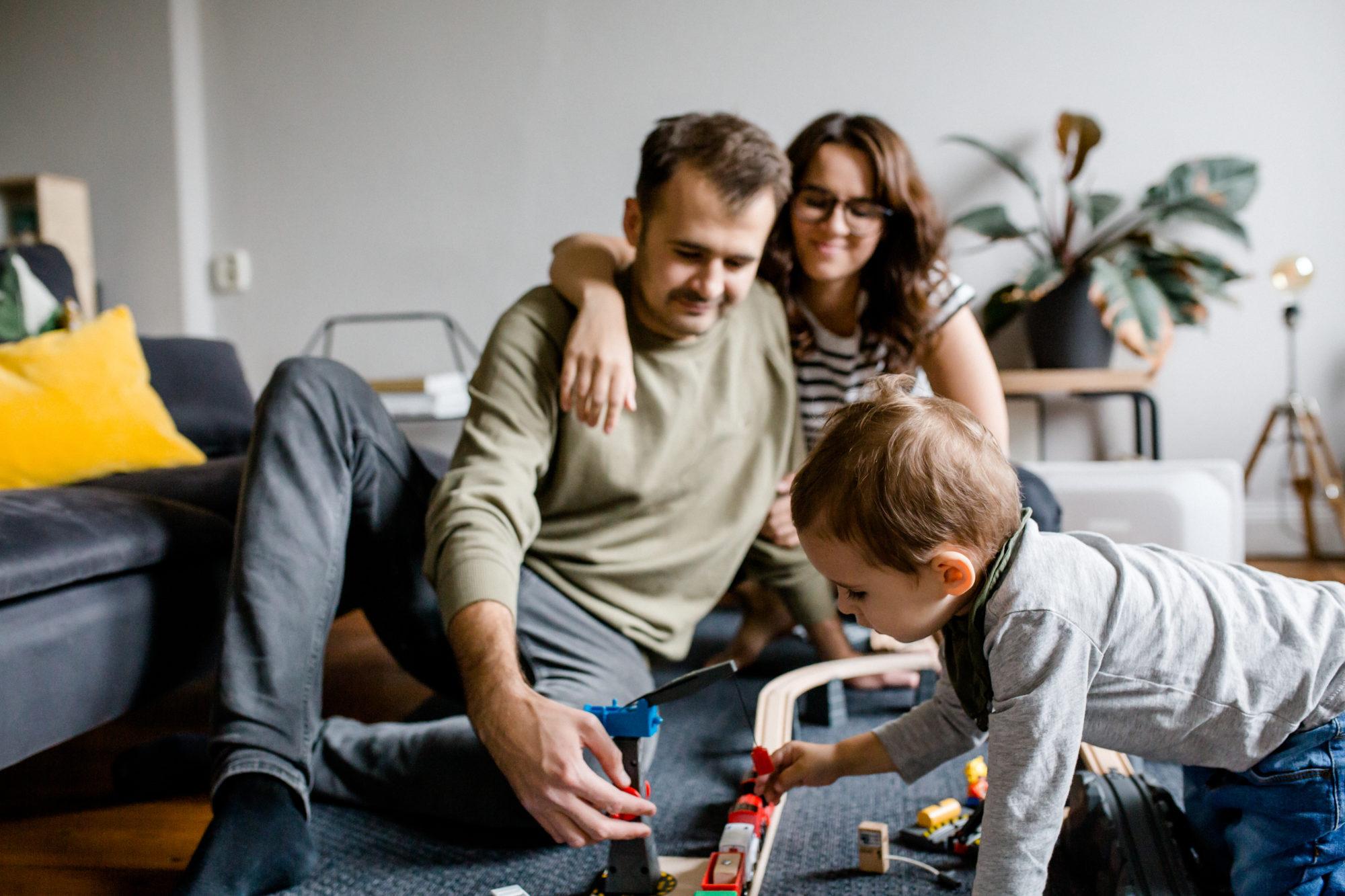 Familienshooting mit Jana Richter | Familienbilder
