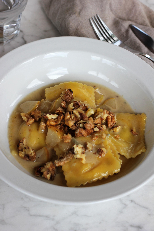 Pasta mit Gorgonzolasauce | Pasta Rezept | Daily Malina