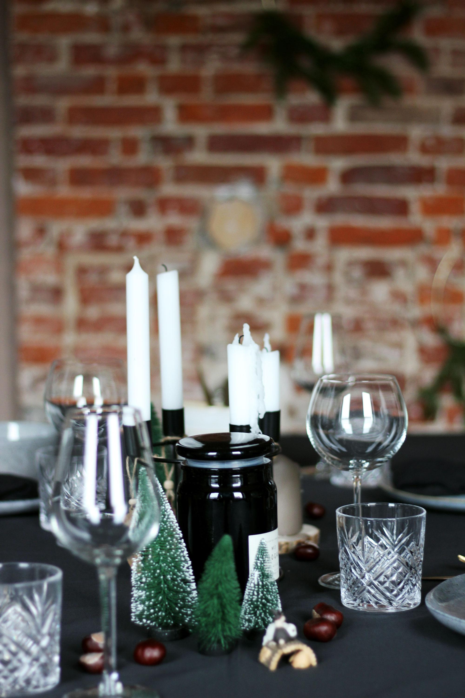 Weihnachten bei Daily Malina | Tischdekoration | Zu Tisch an Weihnachten | KIndgerechte und nachhaltige Weihnachtsdekoration