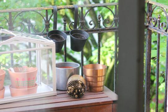 Daily Malina | DIY | Balkon | Pilot Pintor