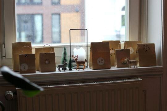 Adventskalender Ideen | Weihnachten mit Kleinkindern | Daily Malina
