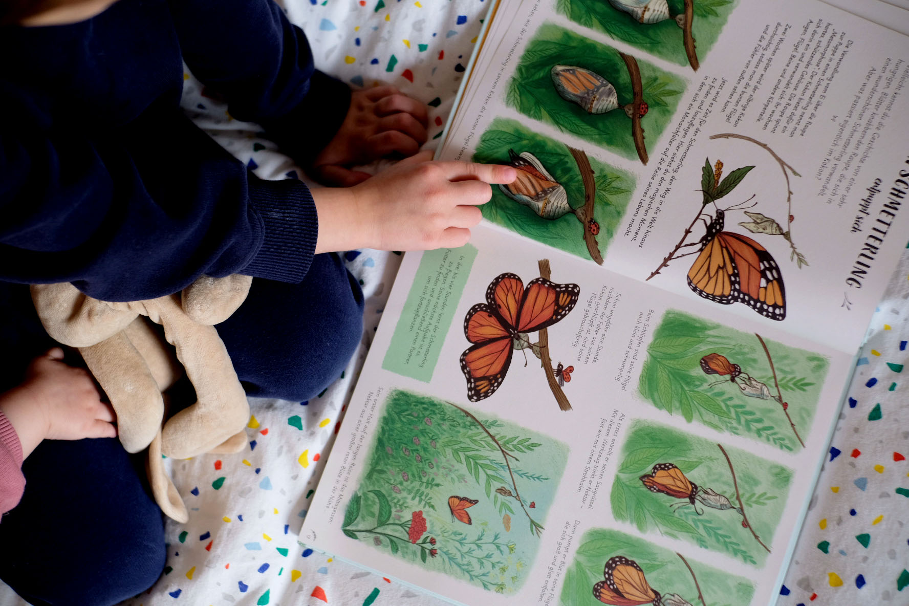 Kinderbücher Frühling Daily Malina